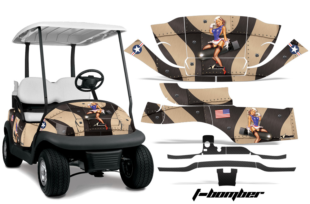 club car golf cart precedent i2 2008 2013 graphics creatorx