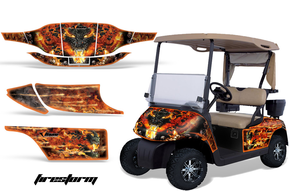 ezgo golf cart graphics creatorx graphics mx atv decals sled