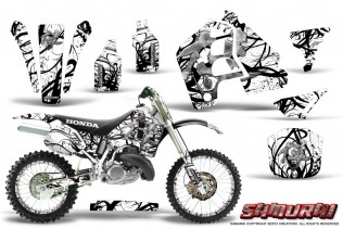 Honda CR500 Graphics 1989-2001