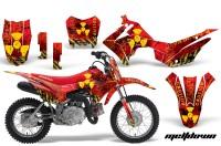 Honda CRF 110F Graphics 2013
