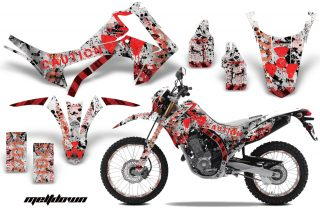 Honda CRF250L Graphics 2013