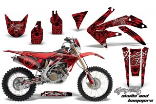 Honda CRF450X Graphics 2005-2012