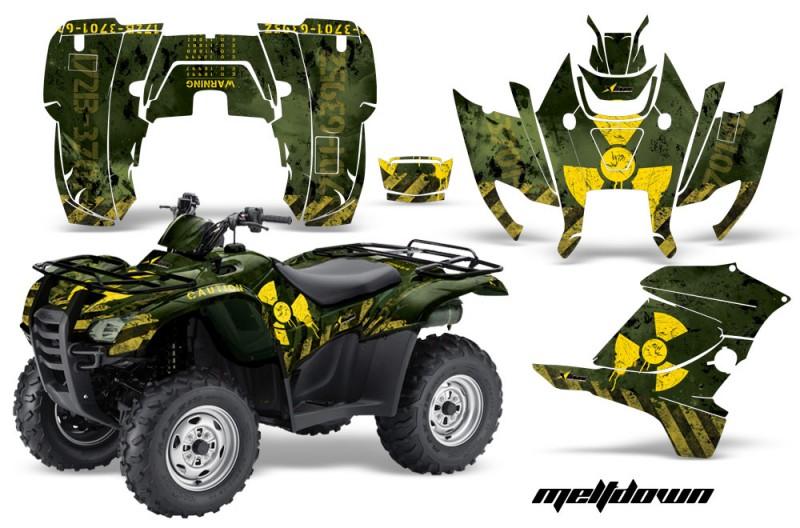 Honda Rancher - Rancher AT Graphics 2007-2014