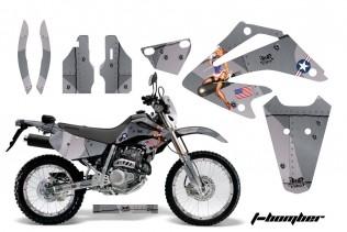 Honda XR250 SM Super Moto Graphics 2003-2005