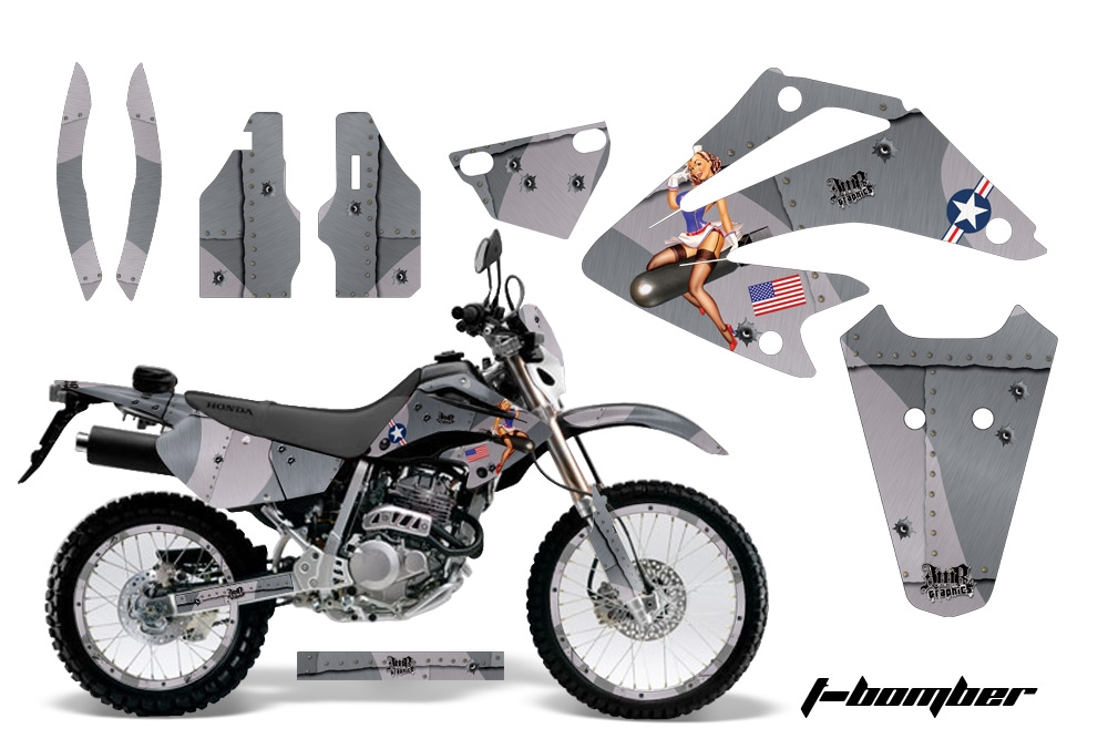 Honda Xr250 Sm Super Moto 2003 2005 Graphics
