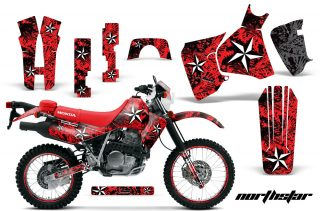 Honda XR650L Graphics 1993-2013