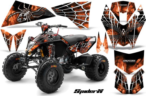 KTM 450/505/525 ATV Graphics