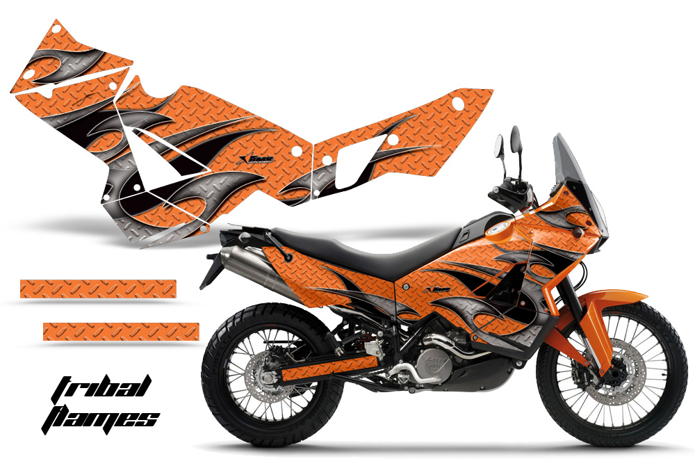 KTM Adventurer 990 2006-2007 Graphics   CREATORX Graphics ...