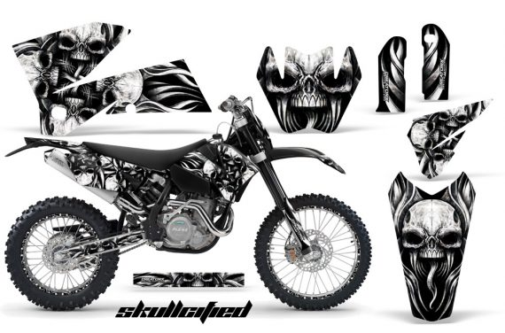 KTM C4 SX 2005-2006 EXC Graphics 2005-2007