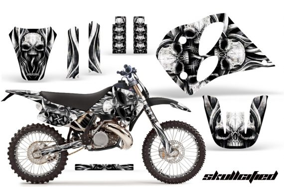 KTM C6 SX Two Graphics Two Stroke Models 1993-1997