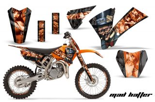 KTM SX 85/105 Graphics 2004-2005