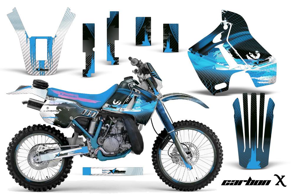 Kawasaki KDX200 Graphics 1989-1994