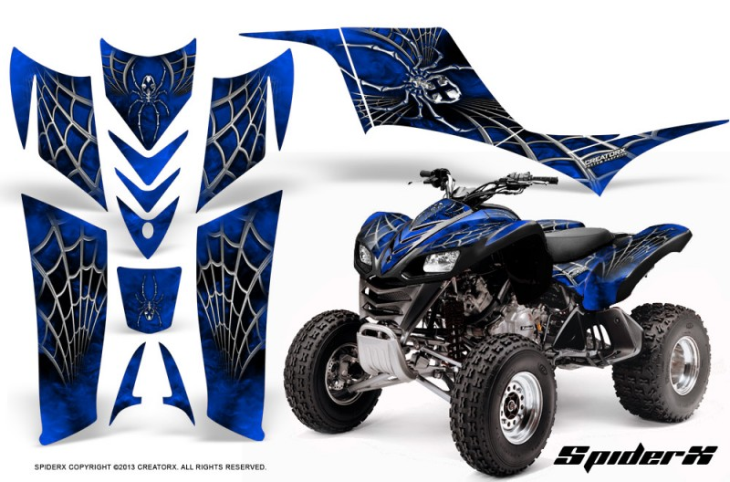 Kawasaki KFX 700 Graphics