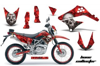 Kawasaki KLX125 D-Tracker Graphics 2010-2013