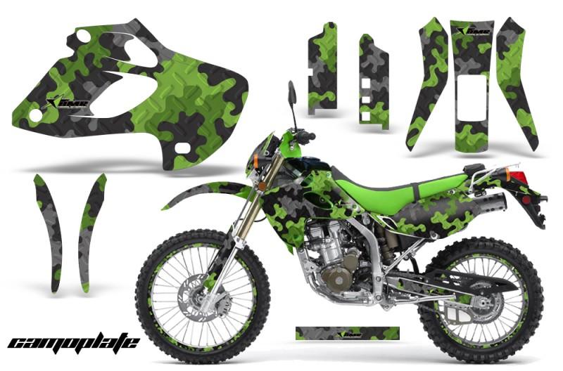 Kawasaki KLX250 Graphics 1998-2003