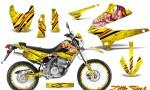 Kawasaki KLX250 Graphics 2008-2013