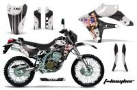 Kawasaki KLX250 Graphics 2004-2007