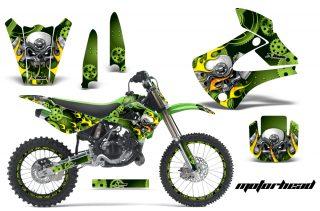 Kawasaki KX85 KX100 Graphics 2001-2013