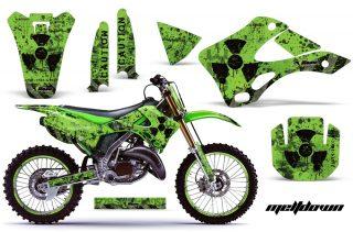Kawasaki KX125/250 Graphics 1999-2002
