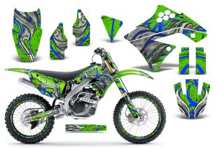Kawasaki KX250F Graphics 2009-2012