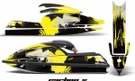 Kawasaki 750 SX SXR Jet Ski Graphics 1992-1998