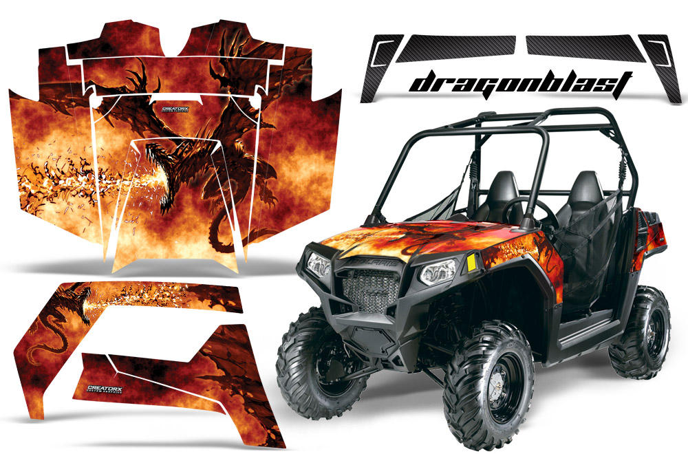 Polaris Ranger RZR 570 UTV Graphics