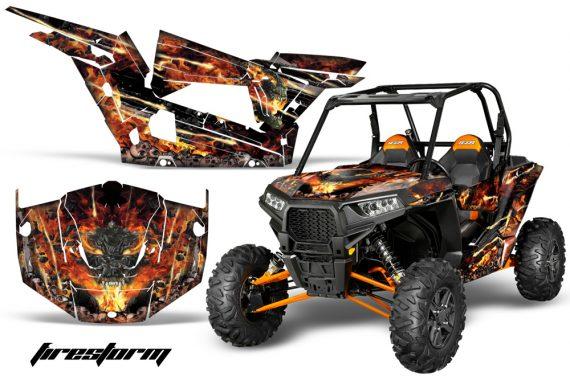 Polaris RZR 1000 XP Graphics 2013