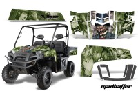 Polaris Ranger XP 500 800 900D 4x4 EFI Graphics 2010-2011