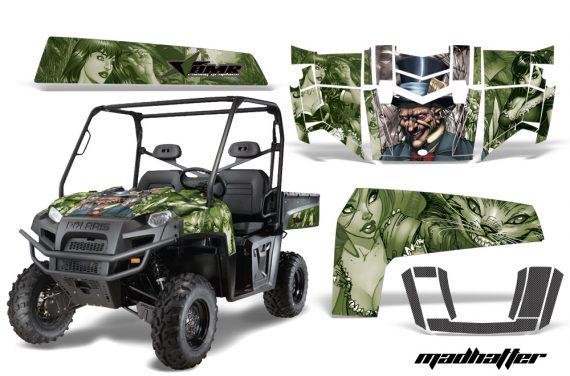 Polaris Ranger XP 500 800 900D 4x4 EFI Graphics 2010-2011