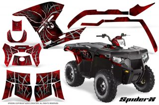 Polaris Sportsman 500 800 Graphics 2011-2014