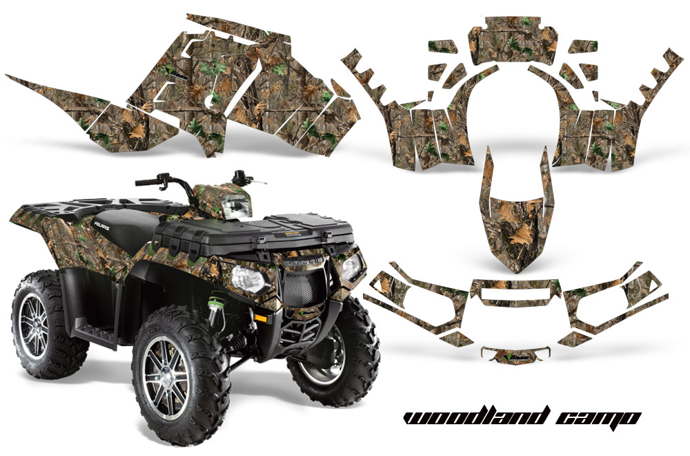 Polaris Sportsman 850 Graphics 2011-2013