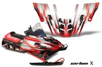 Polaris 700XC 800XCR 600 RMK Touring Graphics 1999-2003