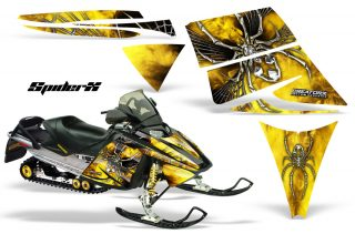 Ski-Doo Rev Graphics