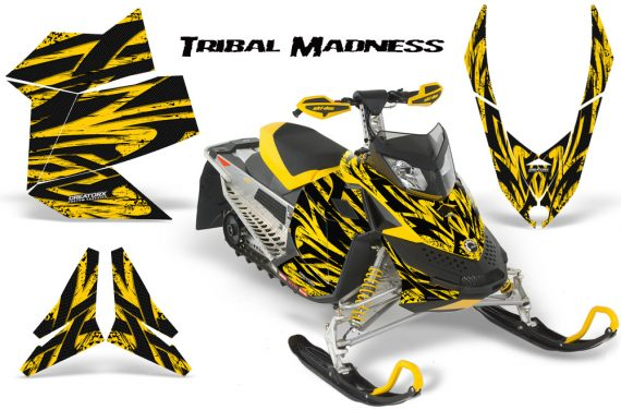 Ski-Doo Rev XP Graphics