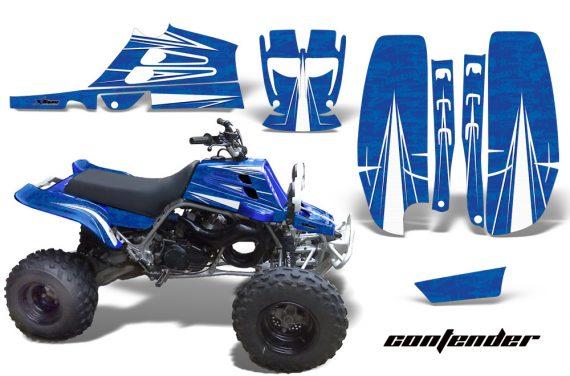 Yamaha Banshee 350 Graphics for Full Bore Plastics