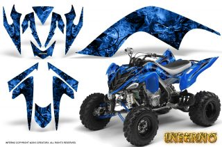 Yamaha Raptor 700 2006-2012 Graphics