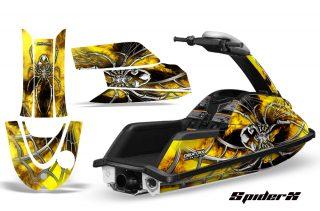 Yamaha Superjet Graphics (round nose)