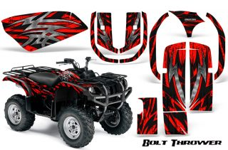 Yamaha Grizzly 660 Graphics