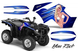 Yamaha Grizzly 700/550 Graphics