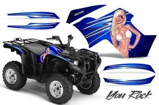 Yamaha Grizzly 700/550 Graphics