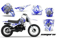 Yamaha-PW80-CreatorX-Graphics-Kit-Samurai-Blue-White