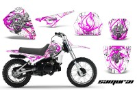Yamaha-PW80-CreatorX-Graphics-Kit-Samurai-Pink-White