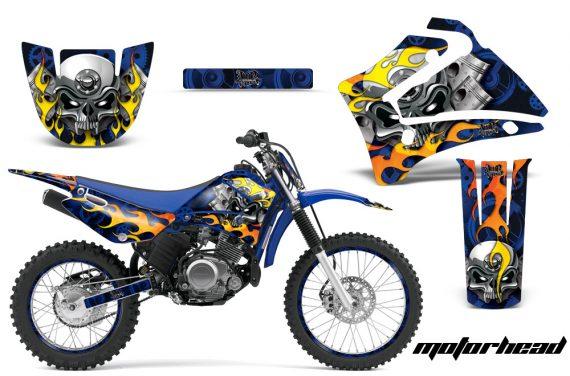 Yamaha TTR125 Graphics