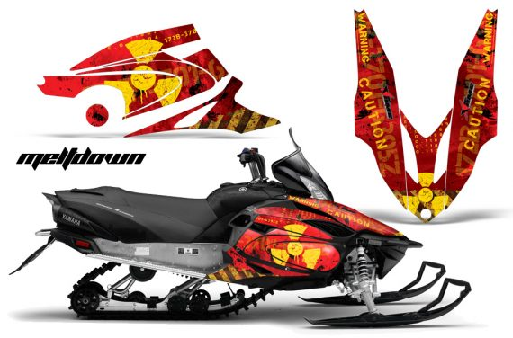 Yamaha Vector RS Graphics 2012-2014