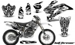 Yamaha WR250F WR450F Graphics 2007-2011