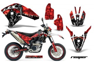 Yamaha WR250 R/X Graphics 2007-2013