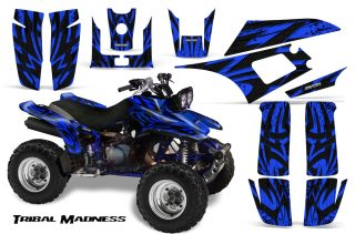Yamaha Warrior 350 Graphics