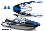 Yamaha Wave Runner 3 Jet Ski Graphics 1991-1996