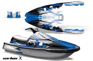 Yamaha Wave Runner 3 Jet Ski Graphics 1991-1996