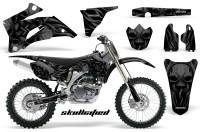 Yamaha-YZ-250F-450F-06-09-CreatorX-Graphics-Kit-Skullcified-Black-NP-Rims-Black